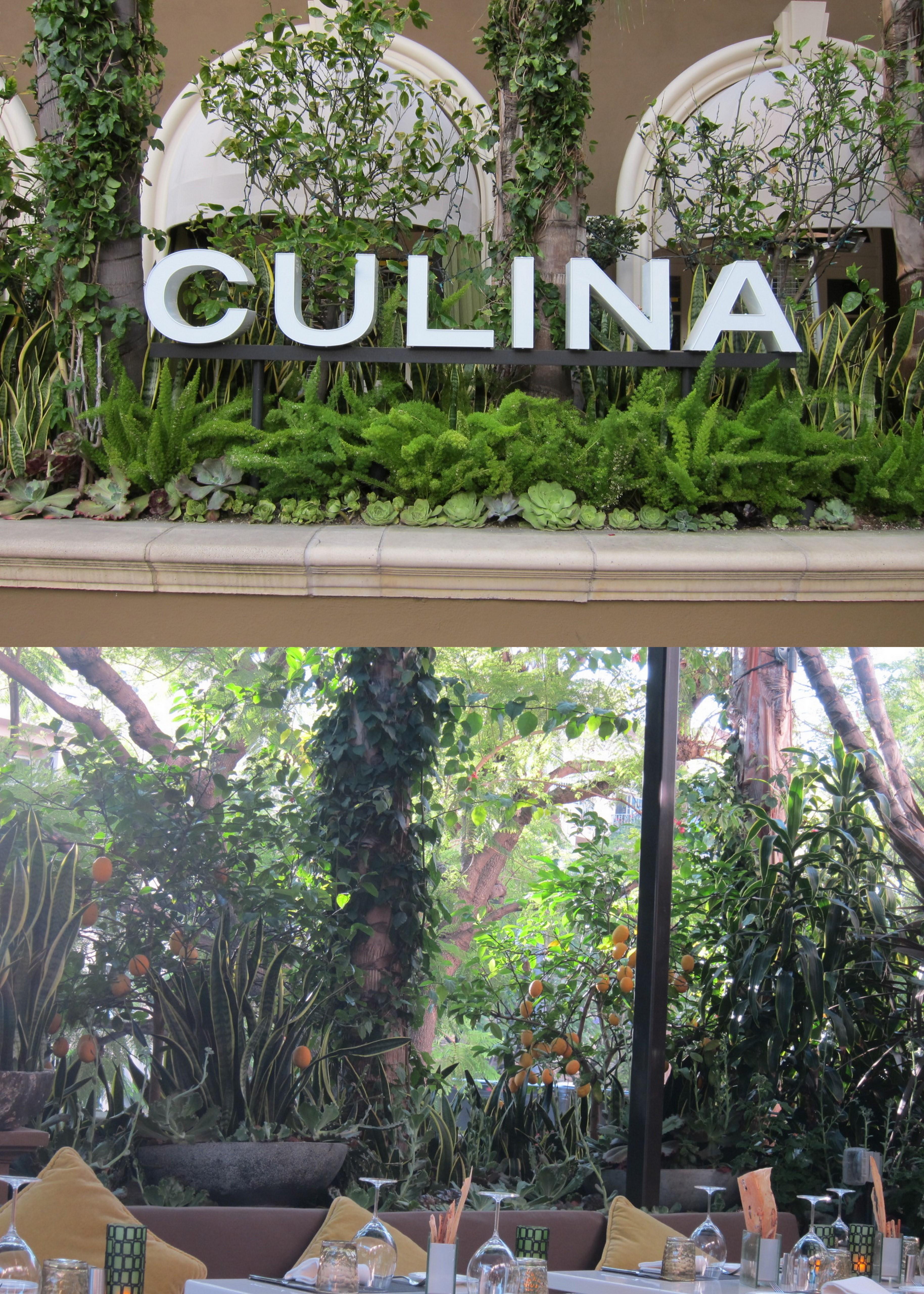 Culina Modern Italian Restaurant | Four Season, LA