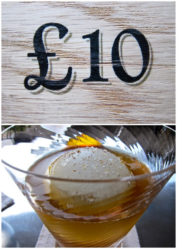 Caramel Vanilla Budino | Macallan £10 Bar | Let Me Eat Cake