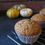 Muffin Mondays | Pumpkin Muffins
