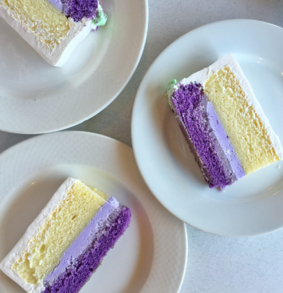 Sweet of the Week | Ube Cake from Goldilocks Bakeshop & Restaurant