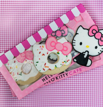 Sweet News | Sanrio Hello Kitty Mini Cafe Opening!