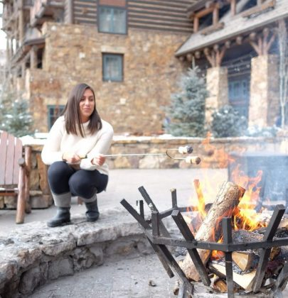 A Sweet Ski Getaway in Colorado
