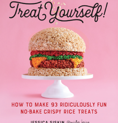 Sweet News | Treat Yourself! Cookbook