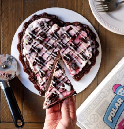 Celebrate National Pizza Day with Baskin-Robbins Polar Pizza
