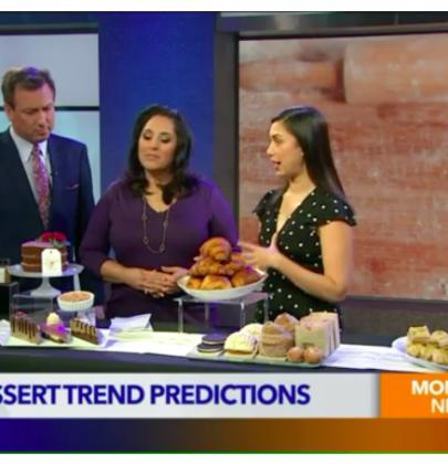 Dessert Trends for 2018