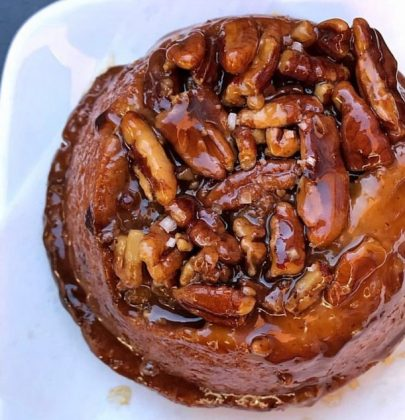 Sweet of the Week  Salted Caramel Babka Roll at the Sycamore Kitchen