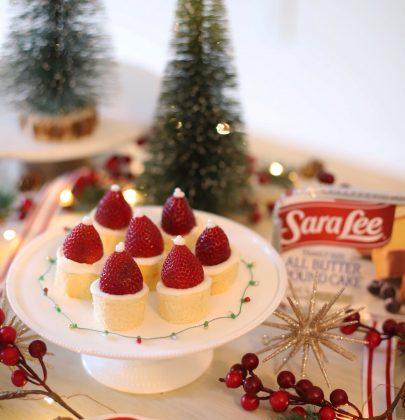 Holiday Dessert Ideas with Sara Lee Desserts All Butter Pound Cake